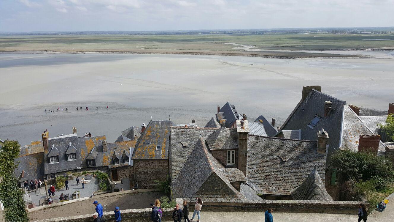 Мон-Сен-Мишель Франция